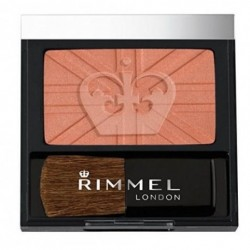 Rimmel Lasting Finish Colour Soft Blush Róż do policzków 190 Coral 4,5g