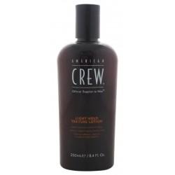 American Crew Light Hold Texture Lotion Utrwalający balsam do włosów zwiększający objętość 250ml
