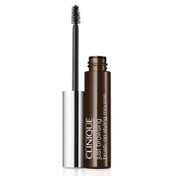 Clinique Just Browsing Brush-On Styling Mousse Koloryzowany żel do makijażu brwi 03 Deep Brown 2ml