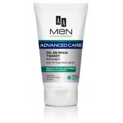 AA Men Advanced Care Mattifying Face Wash Matujący żel do mycia twarzy 150ml