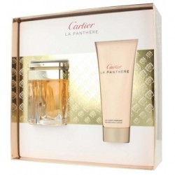 Cartier La Panthere Woda perfumowana 50ml spray + Balsam do ciała 100ml