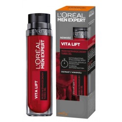 L`Oreal Men Expert Vita Lift Przeciwzmarszczkowy turbo żel 50ml