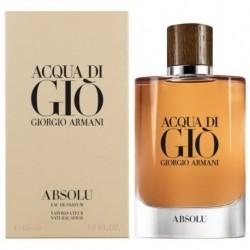 Giorgio Armani Acqua di Gio Absolu Woda perfumowana 125ml spray