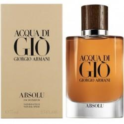 Giorgio Armani Acqua di Gio Absolu Woda perfumowana 75ml spray