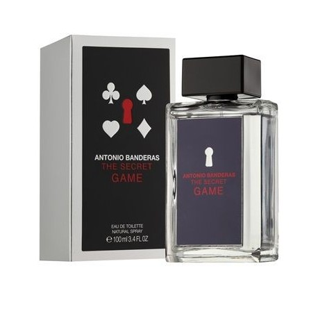 antonio banderas the secret game woda toaletowa 100 ml