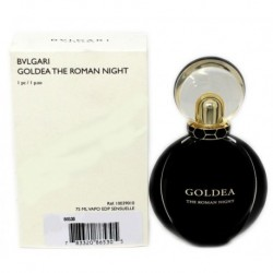 Bvlgari Goldea The Roman Night Woda perfumowana Sensuelle 75ml spray TESTER