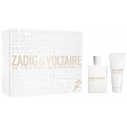 Zadig & Voltaire Just Rock Pour Elle Woda perfumowana 50ml spray + Balsam do ciała 100ml