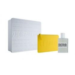 Zadig & Voltaire This Is Be Rock Woda toaletowa 50ml spray + kosmetyczka