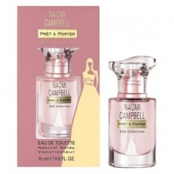 Naomi Campbell Pret A Porter Silk Collection Woda toaletowa 15ml spray