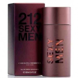 Carolina Herrera 212 Sexy Men Woda toaletowa 100ml spray