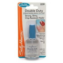 Sally Hansen Double Duty Base & Top Coat Baza i utwardzacz do paznokci 13,3ml