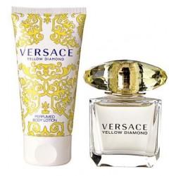 Versace Yellow Diamond Woda toaletowa 30ml spray + Balsam do ciała 50ml