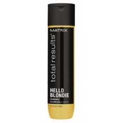 Matrix Total Results Hello Blondie Conditioner Odżywka do włosów Blond 300ml