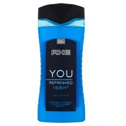 AXE Active Sport Body Hair Face You Refreshed Żel pod prysznic 400ml