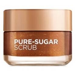 L`Oreal Sugar Scrubs Peeling rozświetlający do twarzy 50ml
