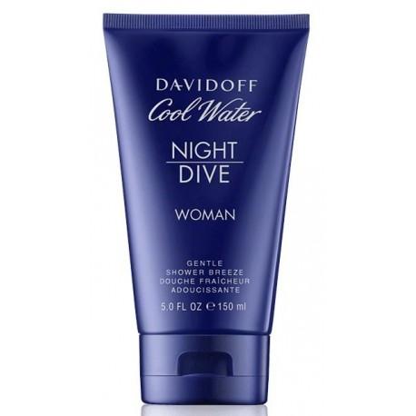 Davidoff Cool Water Night Dive Woman Żel pod prysznic 150ml