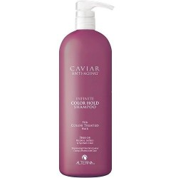 Alterna Caviar Anti-Aging Infinite Color Hold Shampoo Szampon do włosów farbowanych 1000ml