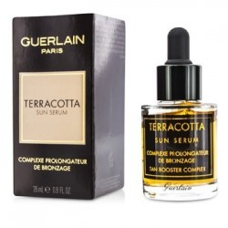 Guerlain Terracotta Sun Serum Tan Booster Complex Serum przedłużające opaleniznę 26ml