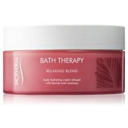 Biotherm Bath Therapy Relaxing Blend Body Hydrating Cream Krem do ciała Berries & Rosemary 200ml