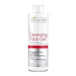 Bielenda Professional Exfoliaton Face Program Cleansing Face Gel Żel przygotowujący do eksfoliacji 200g