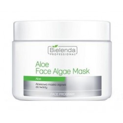 Bielenda Professional Face Program Aloe Face Algae Mask Aloesowa maska algowa do twarzy 190g