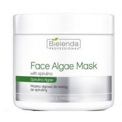 Bielenda Professional Face Program Face Algae Mask With Spirulina Maska algowa do twarzy ze Spiruliną 190g