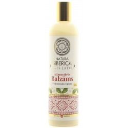 Siberica Professional Loves Latvia Atjaunojoss Balzams Odbudowujący balsam do włosów 400ml