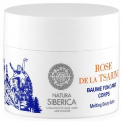Siberica Professional Rose De La Tsarine Melting Body Balm Intensywny balsam do ciała 200ml