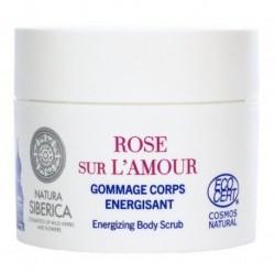 Siberica Professional Rose Sur L`Amour Energizing Body Srub Energetyzujący peeling do ciała 200ml