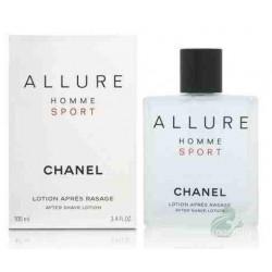 Chanel Allure Homme Sport Woda po goleniu 100ml bez sprayu