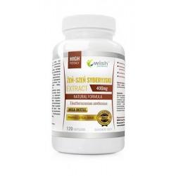 Wish Natural Formula Extract Żeń-Szeń Syberyjski Suplement diety 120 kapsułek
