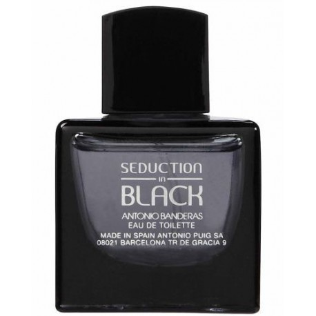 Antonio Banderas Seduction in Black For Men Woda toaletowa 100ml spray