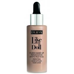 Pupa Like A Doll Perfecting Make-Up Fluid SPF15 Lekki podkład upiększający 030 30ml