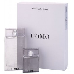 Ermenegildo Zegna Uomo Woda toaletowa 100ml spray + Woda toaletowa 30ml spray