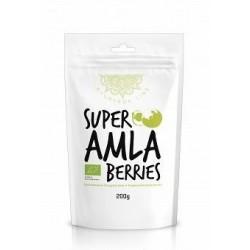 Diet-Food Ayurveda Line Super Amla Berries Sproszkowane bio jagody amla 200g