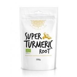 Diet-Food Ayurveda Line Super Turmeric Root Sproszkowany bio korzeń kurkumy 200g
