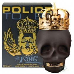 Police To Be The King Woda toaletowa 125ml spray