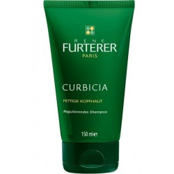 Rene Furterer Curbicia Lightness Regulating Shampoo Szampon do włosów przetłuszczających się 150ml