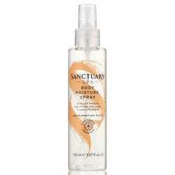 Sanctuary SPA Body Moisture Spray Nawilżający spray do ciała Migdał & Olejek Jojoba 150ml