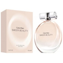 Calvin Klein Sheer Beauty Woda toaletowa 100ml spray