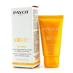 Payot Les Solaires Sun Sensi Protective Anti-Aging Face Cream SPF30+ Przeciwstarzeniowy krem ochronny do twarzy 50ml