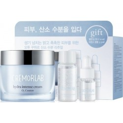 Cremorlab O2 Couture Hydra Intense Cream 50ml + Hydra Balancing Toner 10ml + Hydra Bounce Ampoule 3,5ml
