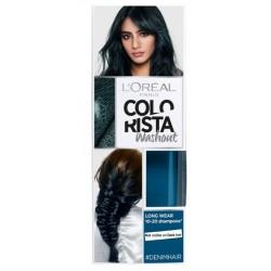 L`Oreal Colorista Washout Zmywalna farba do włosów Denim Hair 80ml