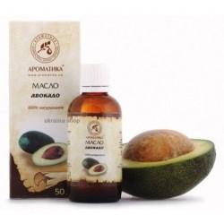 Aromatika 100% Pure & Natural Avocado Oil Naturalny olejek z awokado 50ml
