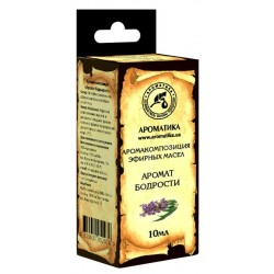 Aromatika 100% Pure & Natural Essential Oil Blend Mieszanka olejków eterycznych Good Night 10ml