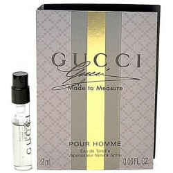 Gucci Made To Measure Pour Homme Woda toaletowa 2ml spray