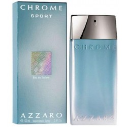 Azzaro Chrome Sport Woda toaletowa 100ml spray