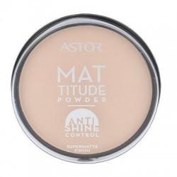 Astor Anti Shine Mattitude Powder Puder matujący 004 14g