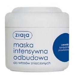 Ziaja Maska do włosów intensywna odbudowa ceramidy 200ml