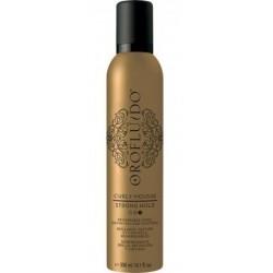 Orofluido Curly Mousse Pianka do włosów kręconych Strong Hold 300ml